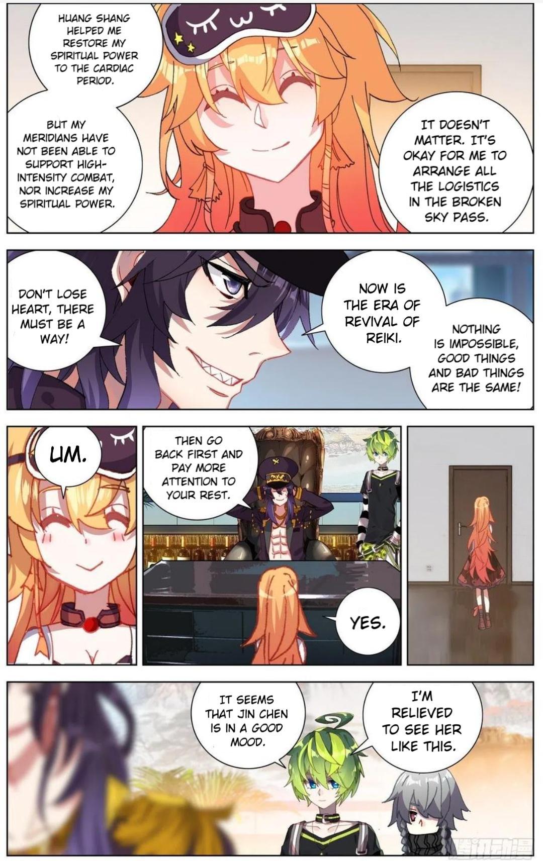 Another Emperor Reborn Chapter 162 page 10 - Mangakakalots.com