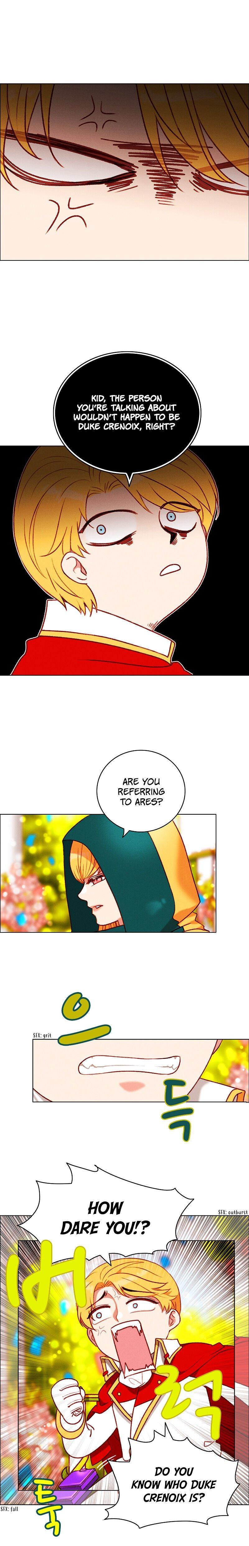 Living As The Tyrant's Older Sister Chapter 93 page 11 - Mangakakalots.com