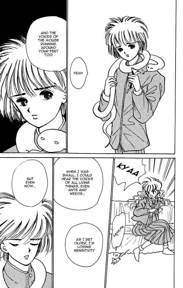 Shi To Kanojo To Boku Vol.1 Chapter 2 : Lonely Ears page 27 - Mangakakalots.com