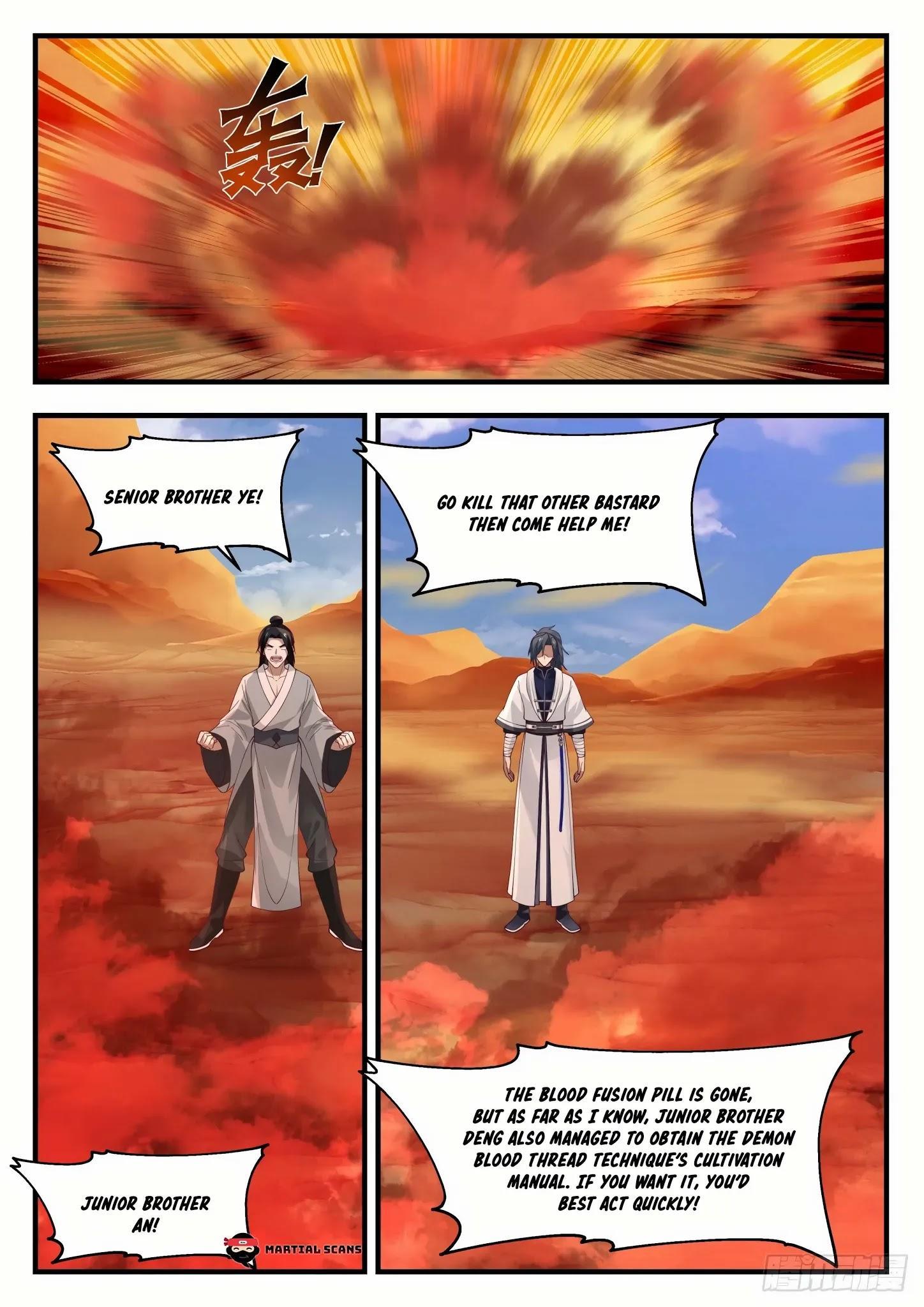 Martial Peak Chapter 1152: Blood Fusion Pill page 11 - Mangakakalots.com