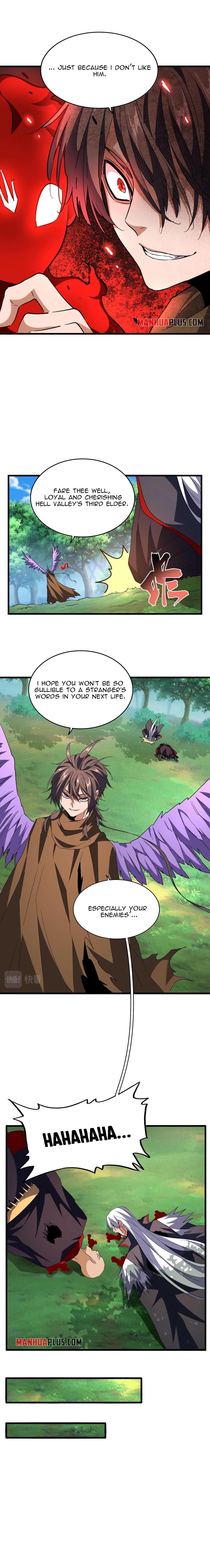 Magic Emperor Chapter 210 page 8 - Mangakakalots.com