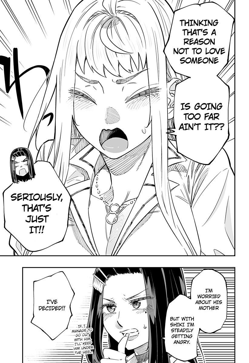 Dosanko Gyaru Is Mega Cutei Chapter 47 page 9 - Mangakakalots.com