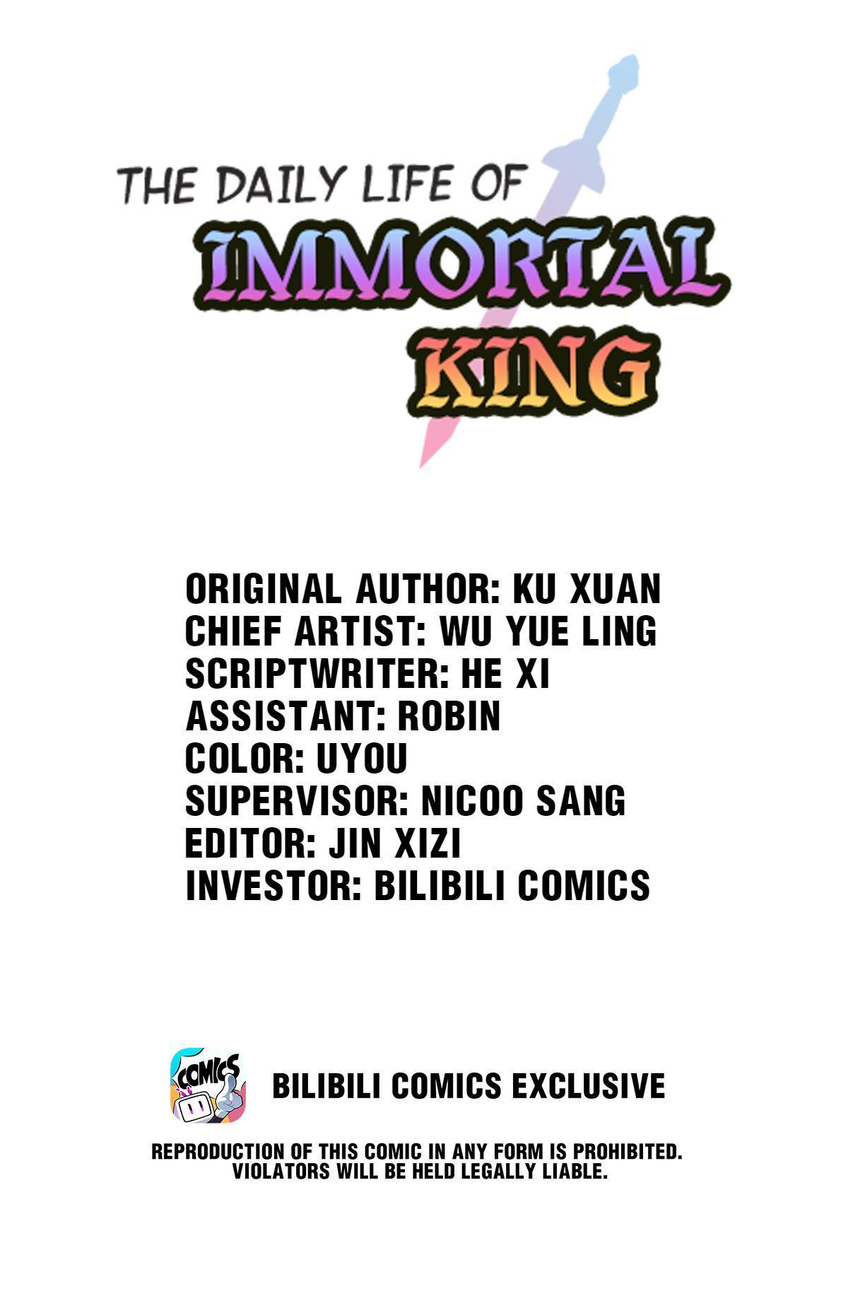 The Daily Life Of Immortal King Chapter 39: I'll Get My Men Now page 1 - Mangakakalots.com