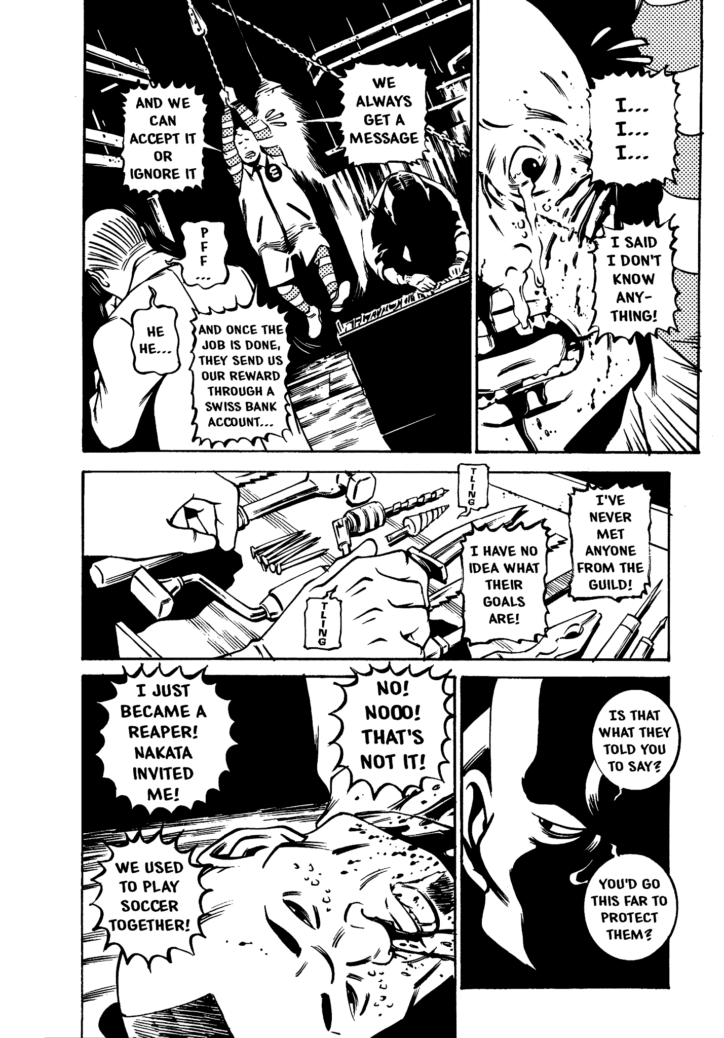 Deathco Chapter 12: The Playground (2) page 16 - Mangakakalots.com