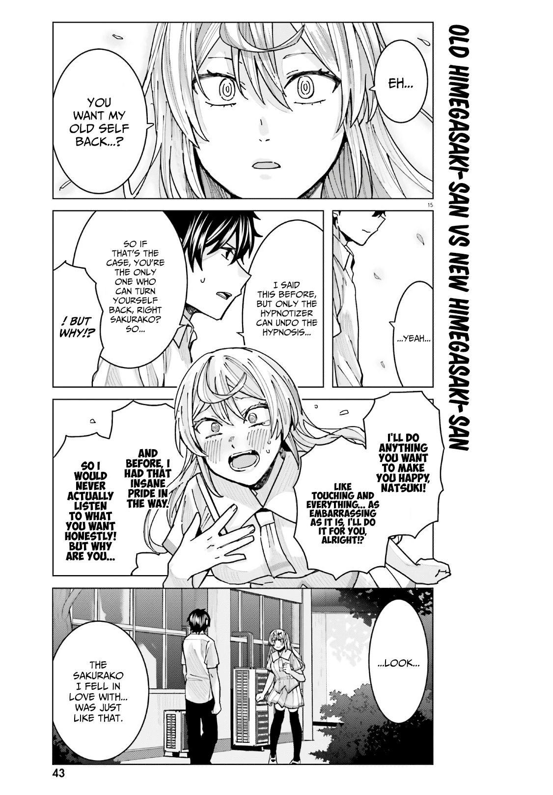 Himegasaki Sakurako Wa Kyoumo Fubin Kawaii! Chapter 13 page 15 - Mangakakalots.com