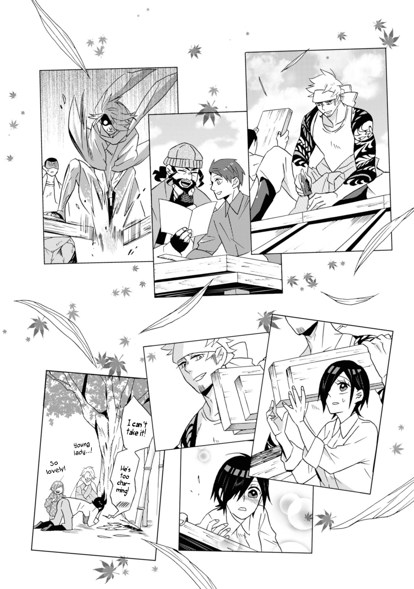 Will You Marry Me Again If You Are Reborn? Vol.3 Chapter 14: Life Is... page 9 - Mangakakalots.com