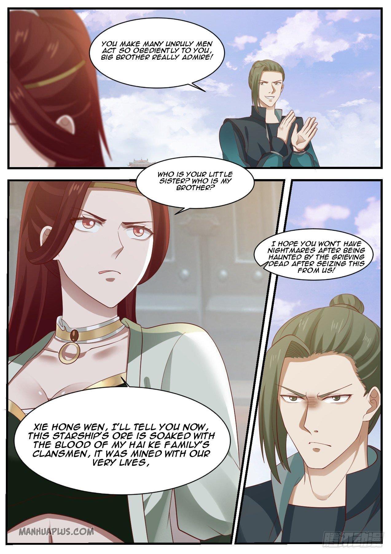Martial Peak Chapter 986 page 7 - Mangakakalots.com