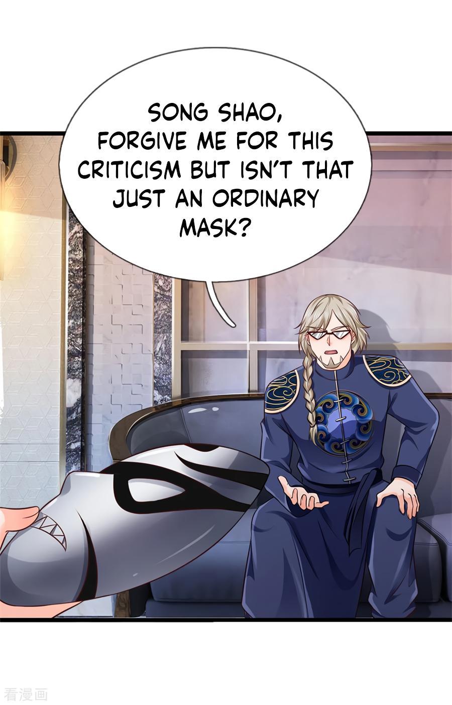 I'm The Great Immortal Chapter 270 page 10 - Mangakakalots.com