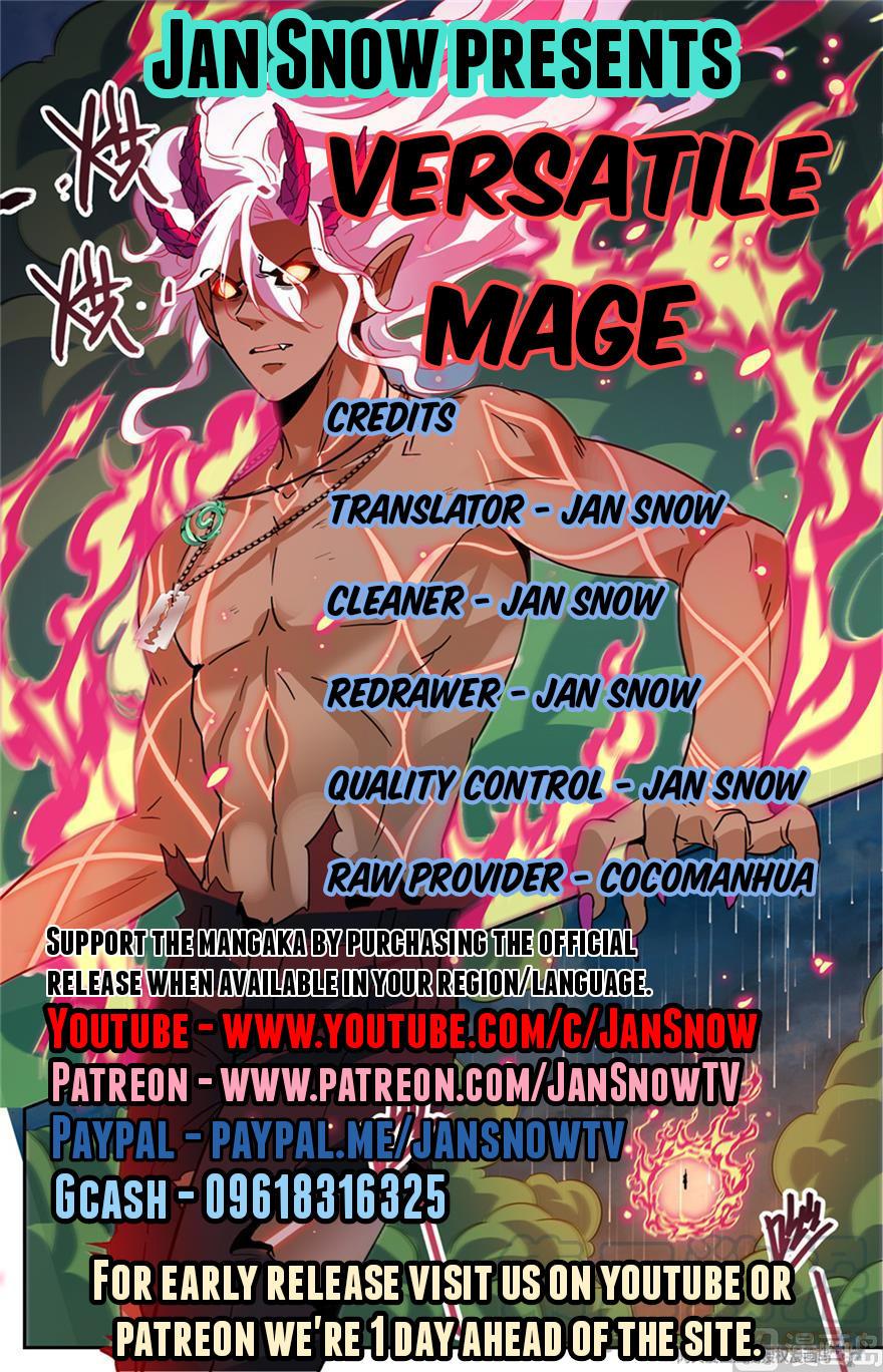 Versatile Mage Chapter 633 page 1 - Mangakakalots.com