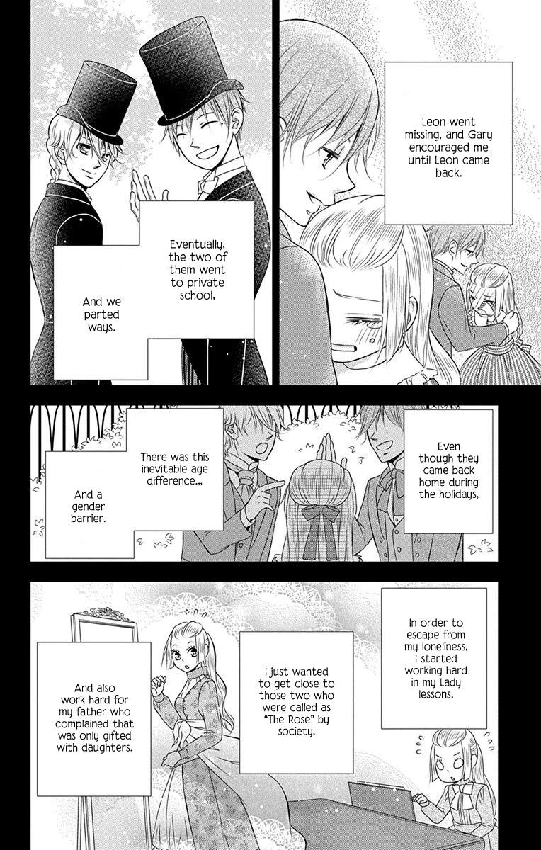 Kuro Hakushaku Wa Hoshi O Mederu Chapter 40.5 page 11 - Mangakakalots.com