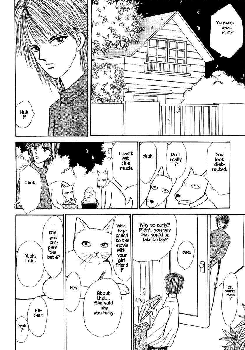 Shi To Kanojo To Boku Chapter 8.2 page 30 - Mangakakalots.com