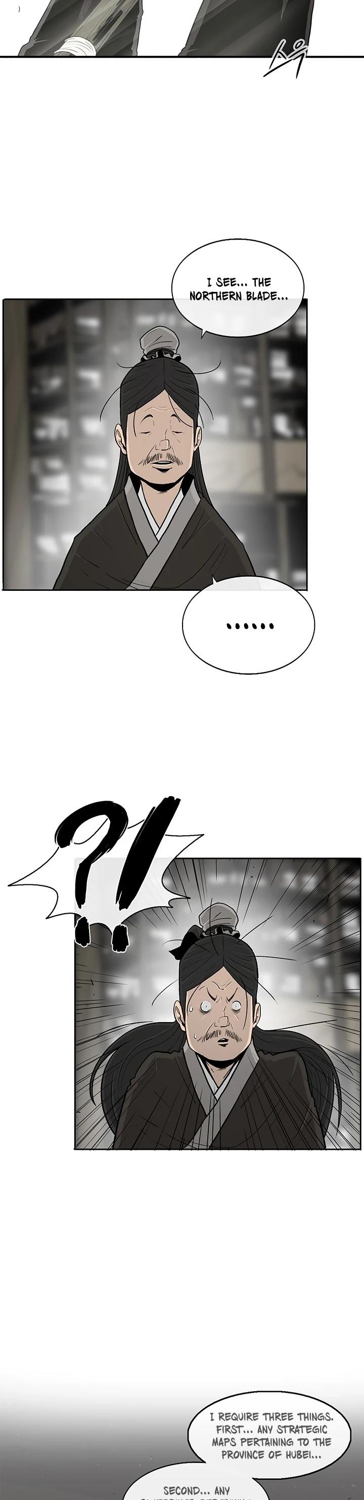 Legend Of The Northern Blade Chapter 89 page 11 - Mangakakalots.com