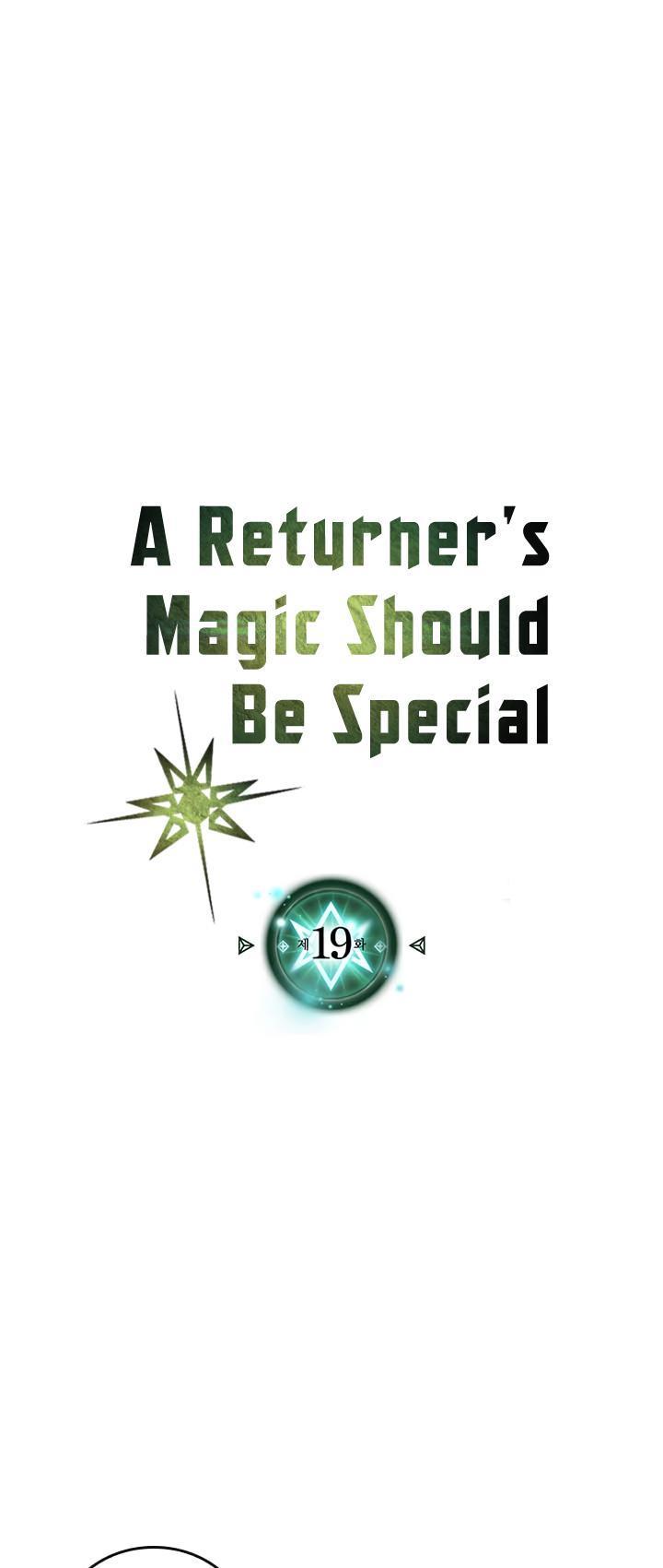 A Returner's Magic Should Be Special Chapter 19 page 3 - Mangakakalots.com