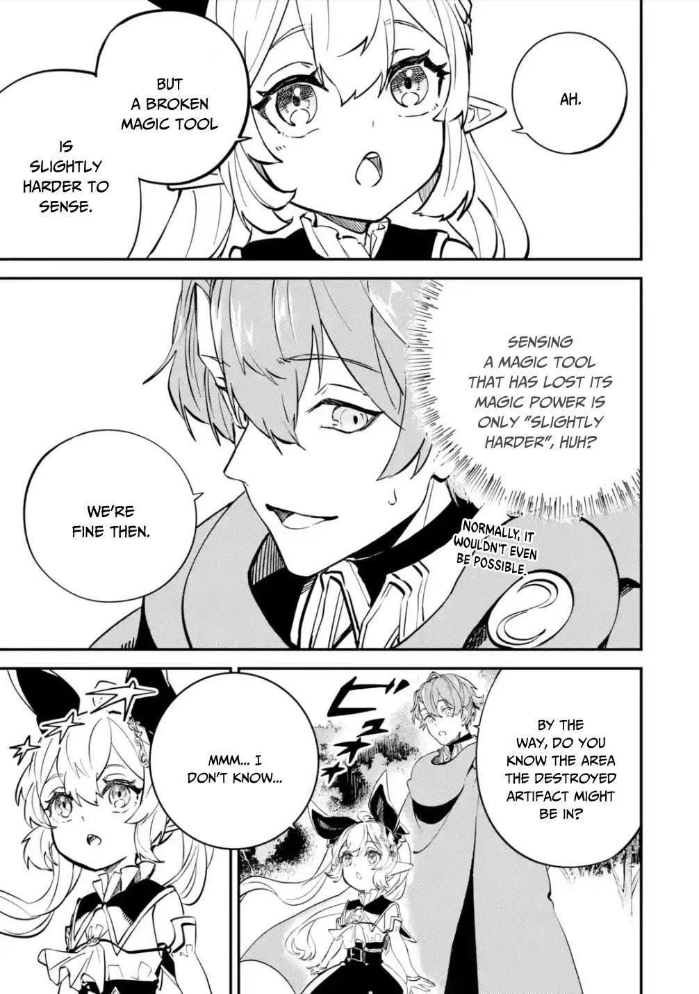 Isekai Cheat Magic Swordsman Chapter 13: I've Decided To Soak In The Hot Spring page 22 - Mangakakalots.com