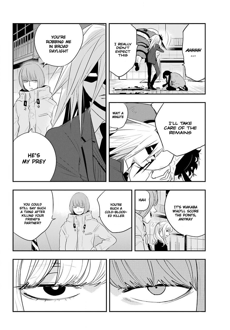 Monstaboo Chapter 11: The Girl And The Secret Of Her Disappointed Love page 38 - Mangakakalots.com