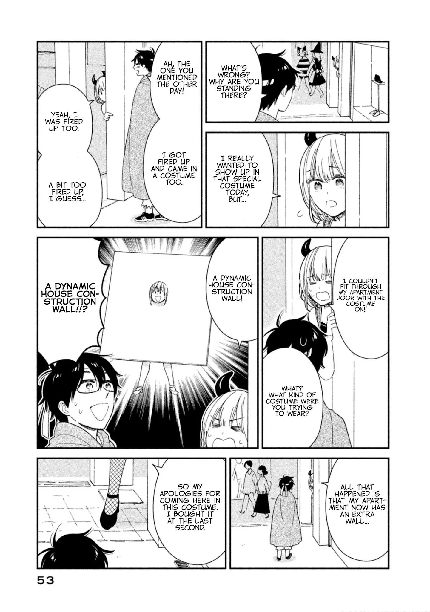 Rental Girlfriend Tsukita-San Chapter 12: 12Th Date page 5 - Mangakakalots.com