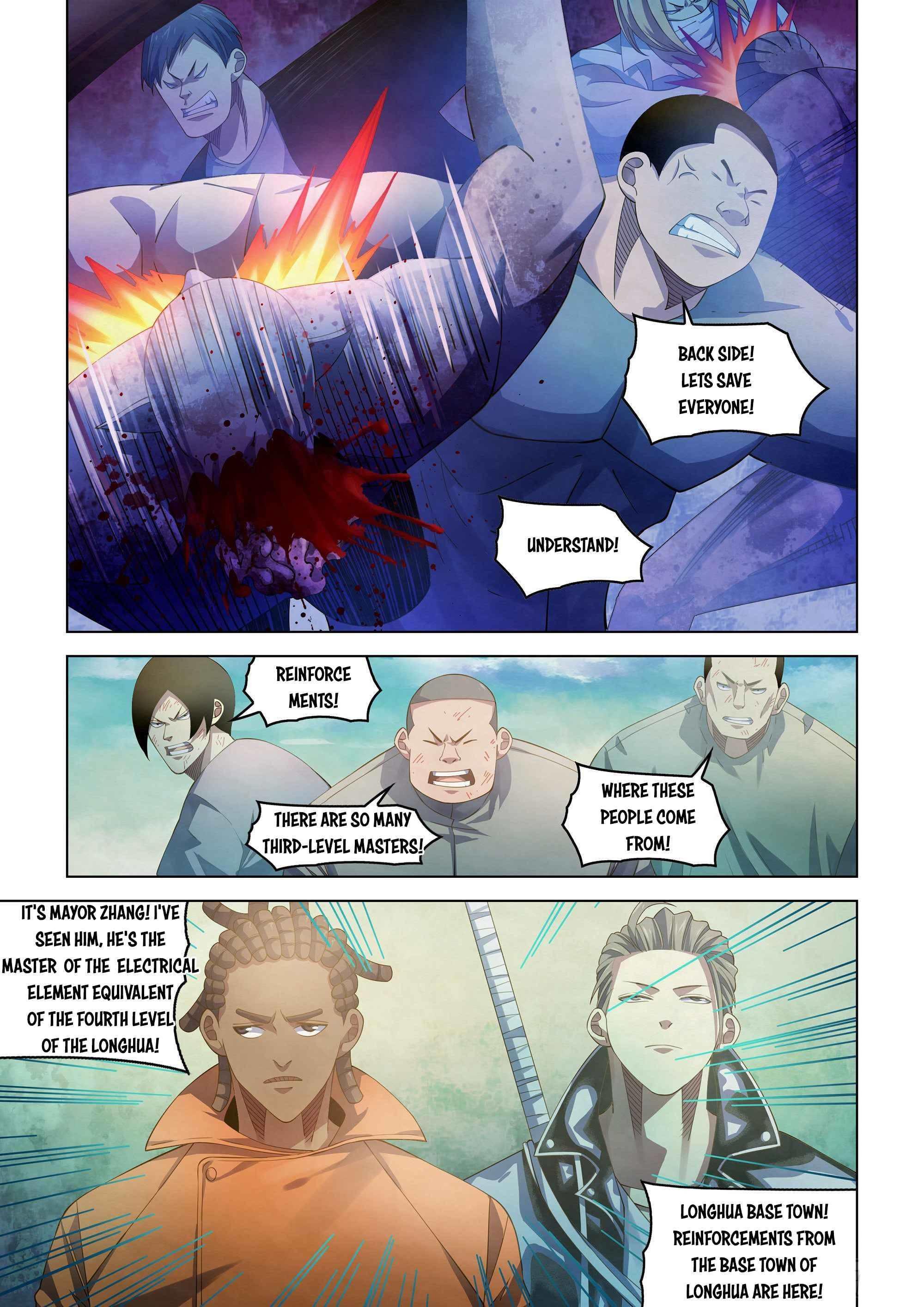 Moshi Fanren Chapter 360 page 4 - Mangakakalots.com