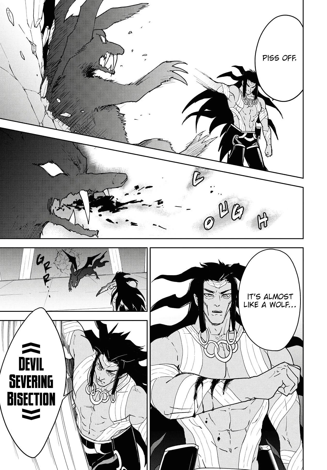 """Cheat Skill """"shisha Sosei"""" Ga Kakusei Shite Inishieno Maougun Wo Fukkatsu Sasete Shimaimashita ~Dare Mo Shinasenai Saikyou Hiiro~ Chapter 12: The East Demon Lord page 20 - Mangakakalots.com"""