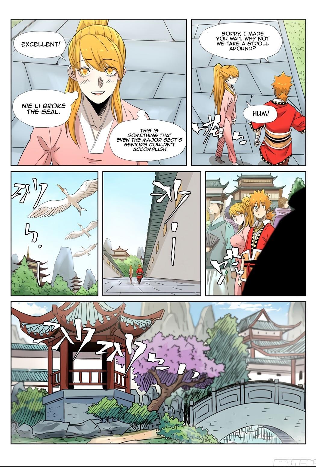Tales Of Demons And Gods Chapter 347.5 page 2 - Mangakakalots.com