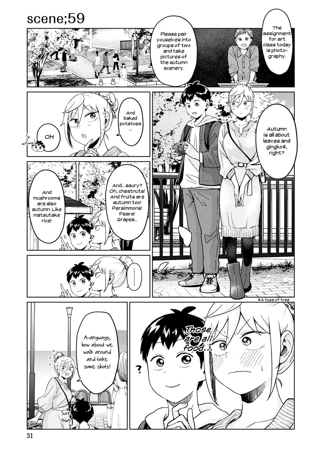 Tonari No Furi-San Ga Tonikaku Kowai Chapter 22 page 7 - Mangakakalots.com
