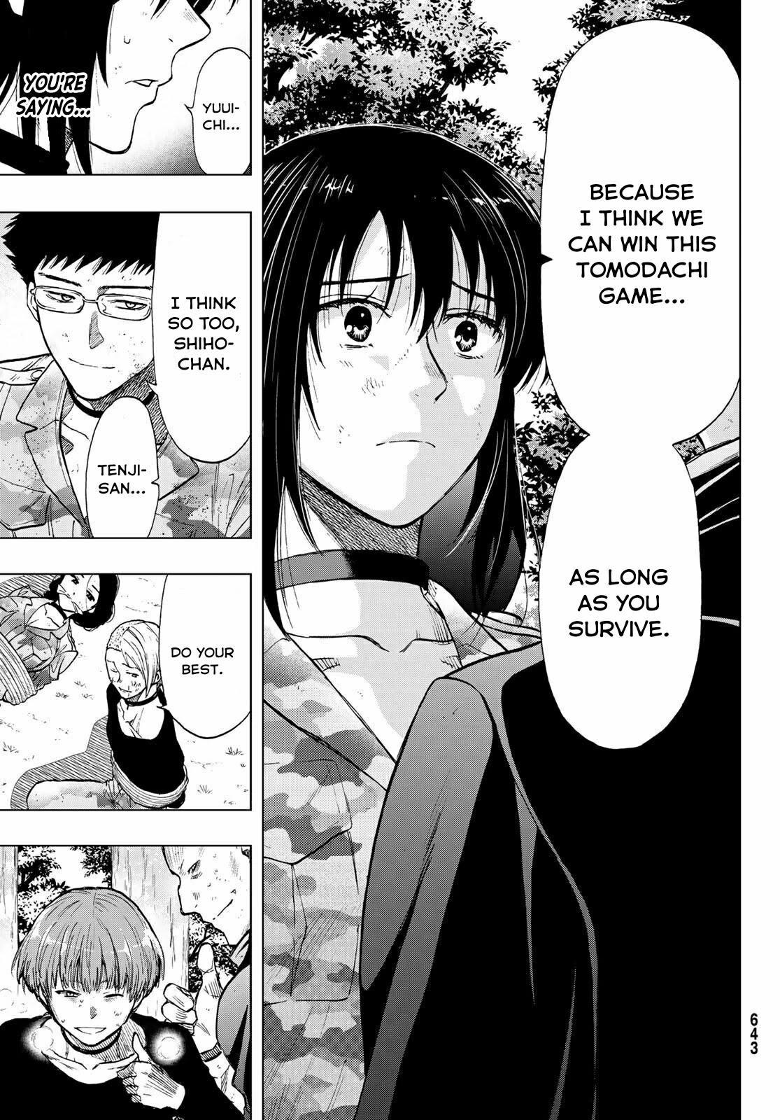 Tomodachi Game Chapter 87 page 16 - Mangakakalots.com