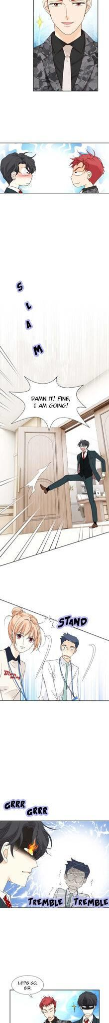 Lee Bom , Be Mine Chapter 17 page 5 - Mangakakalots.com