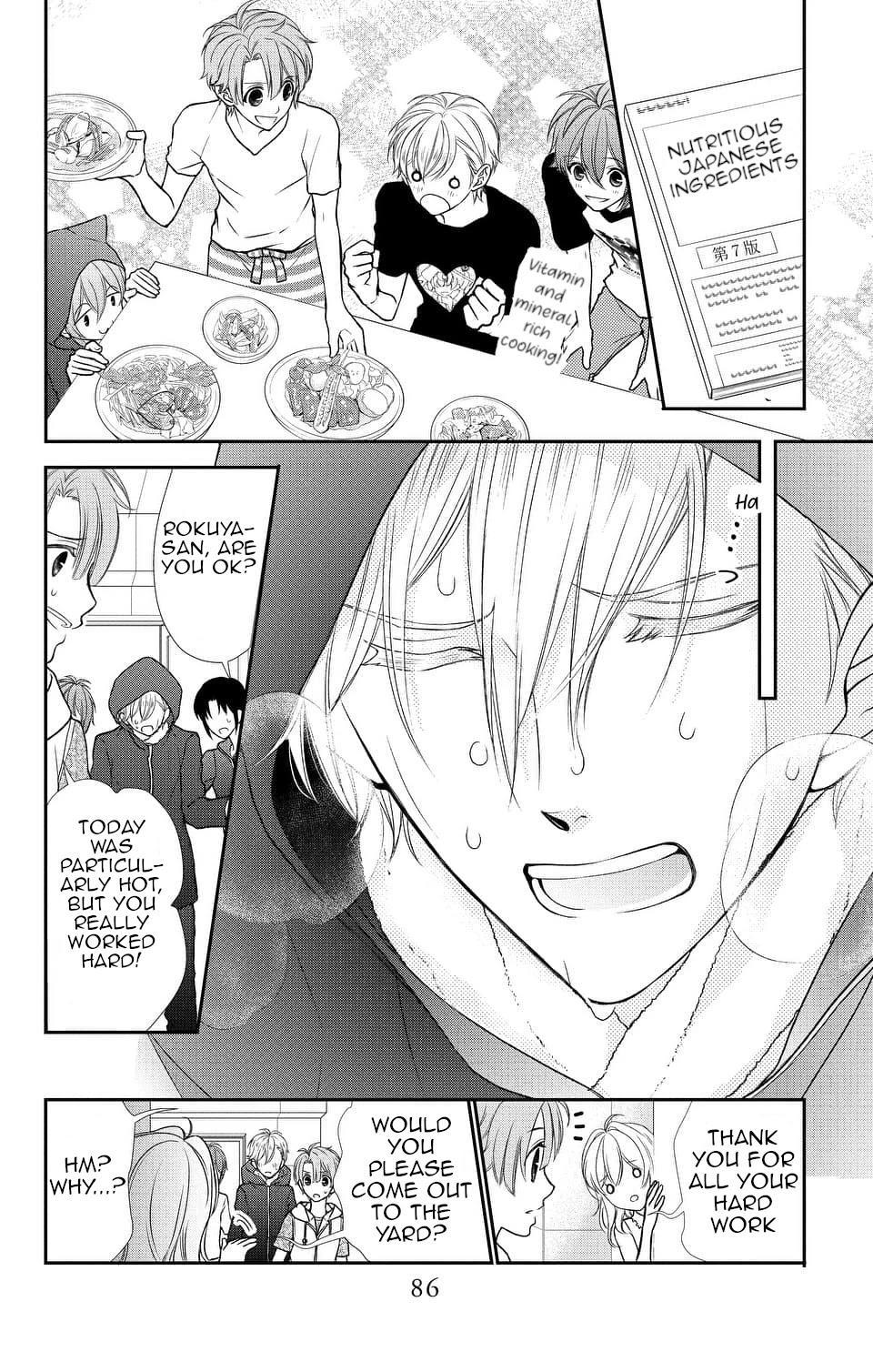 Idolish7 Chapter 14 page 12 - Mangakakalots.com