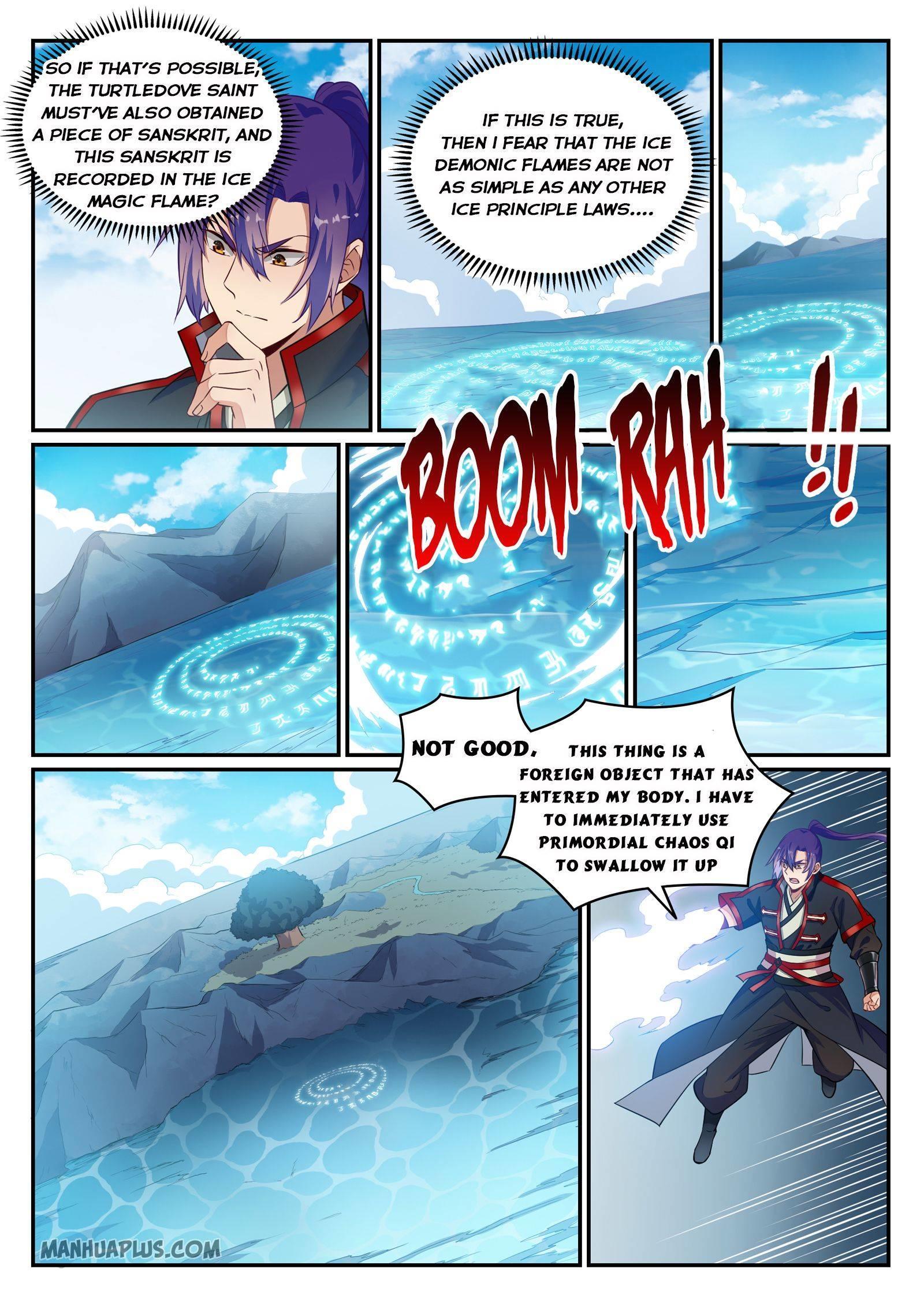 Apotheosis Chapter 755 page 14 - Mangakakalots.com