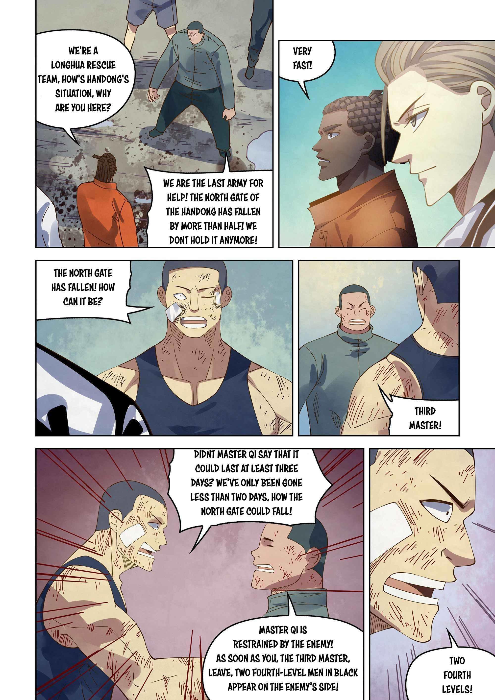 Moshi Fanren Chapter 360 page 5 - Mangakakalots.com