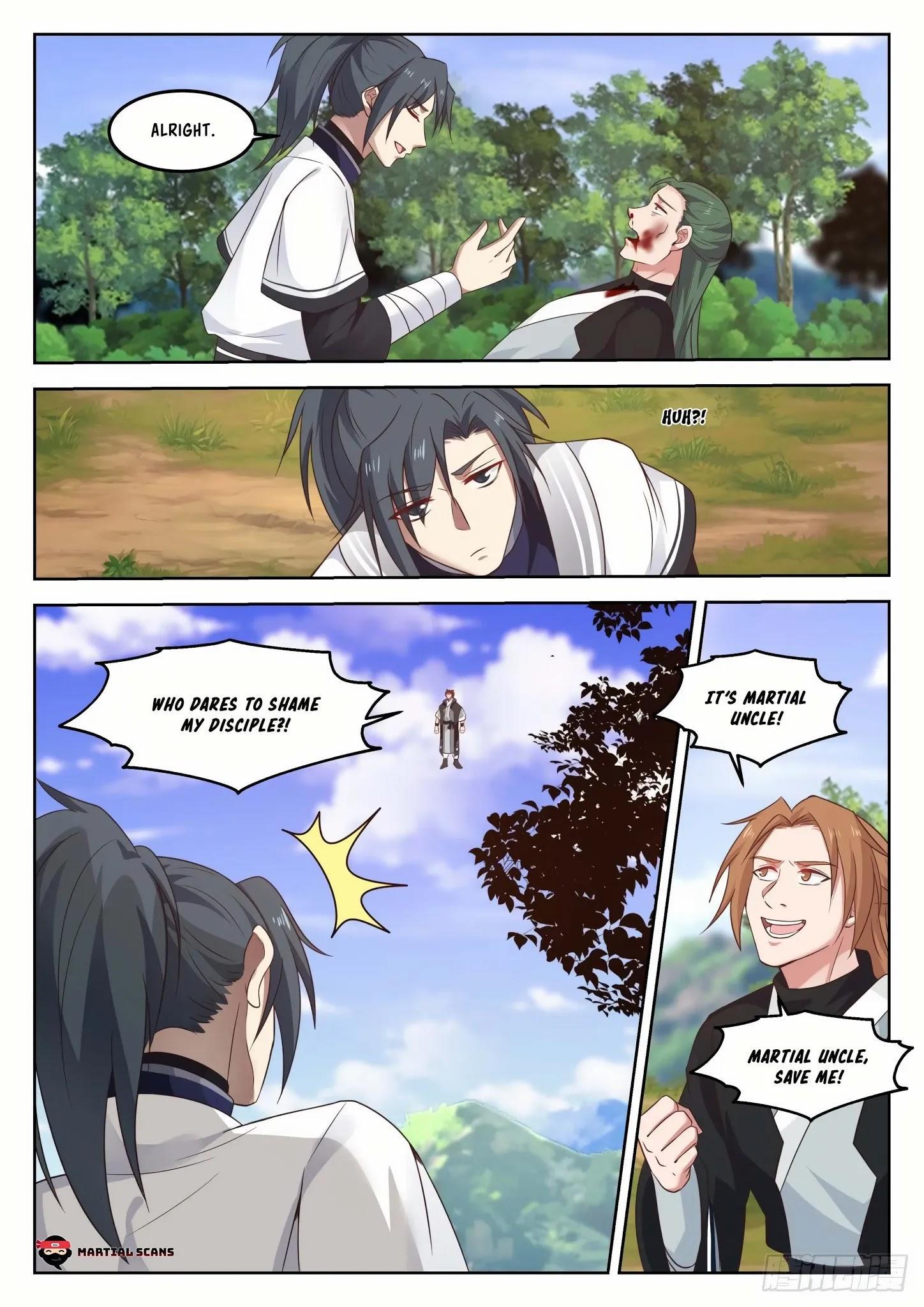 Martial Peak Chapter 1263: Had Eyes But Failed To See page 12 - Mangakakalots.com