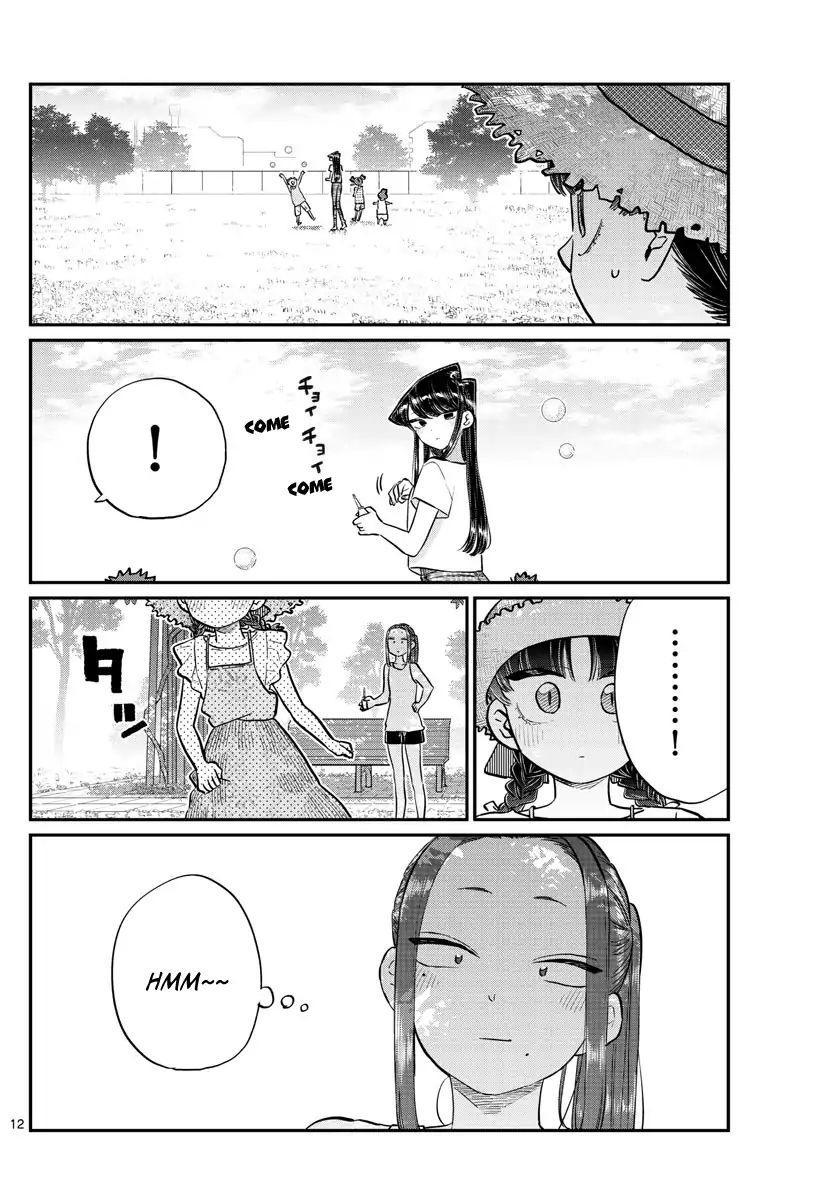 Komi-San Wa Komyushou Desu Vol.13 Chapter 175: Four Leaf Clover page 12 - Mangakakalot