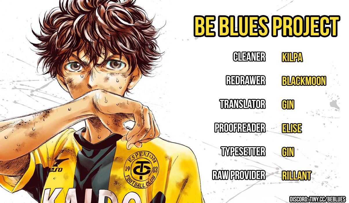 Ao Ashi Vol.12 Chapter 119: Start Line page 19 - Mangakakalots.com