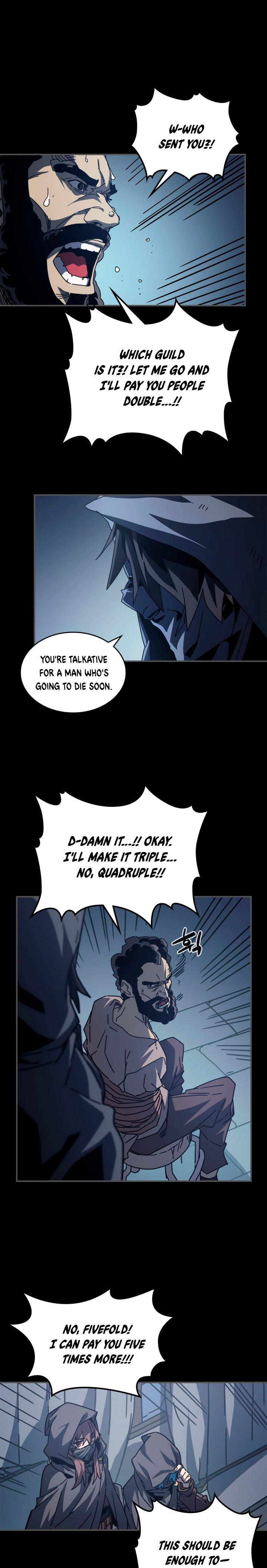 A Returner's Magic Should Be Special Chapter 135 page 8 - Mangakakalots.com