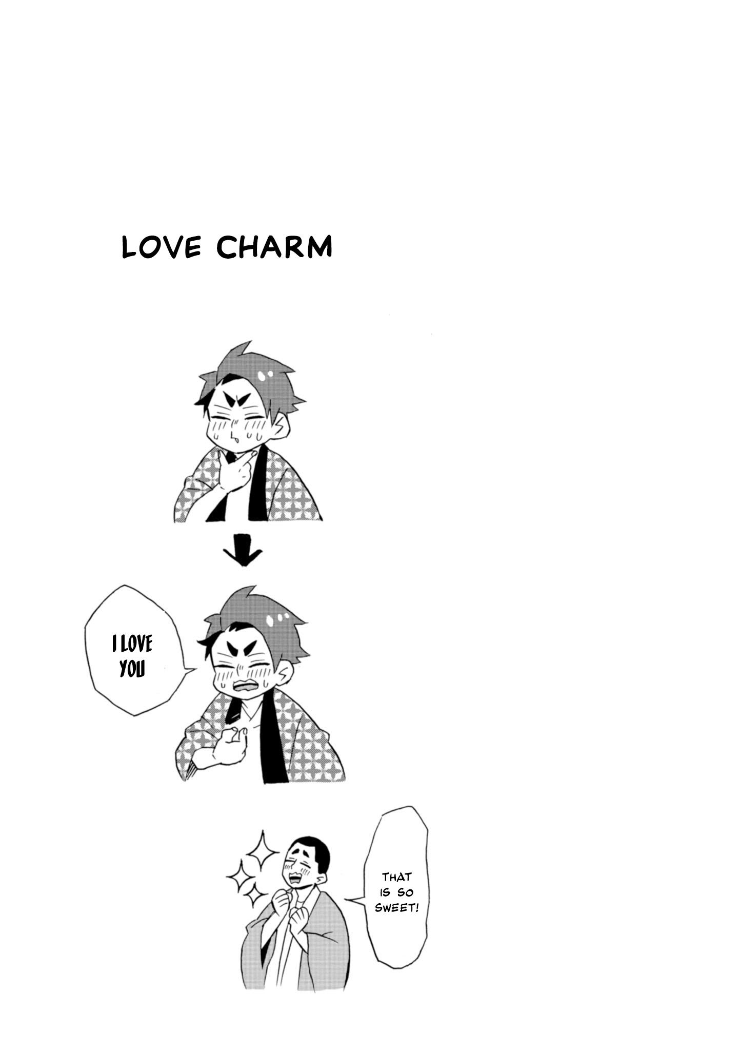 Will You Marry Me Again If You Are Reborn? Vol.4 Chapter 18.5: Love Charm page 20 - Mangakakalots.com