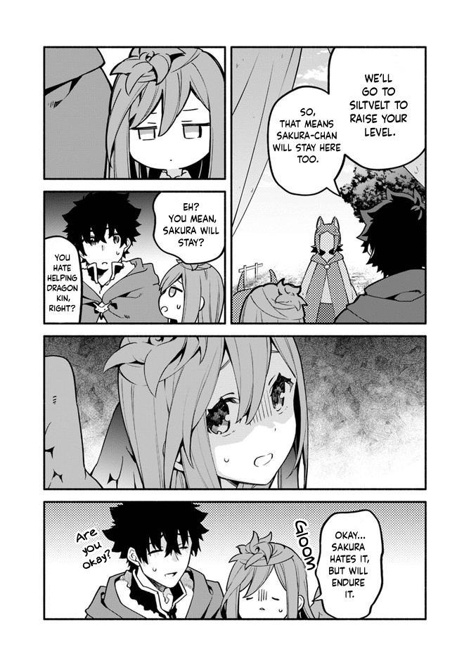 Yari No Yuusha No Yarinaoshi Chapter 40: Dragon Kin page 11 - Mangakakalots.com