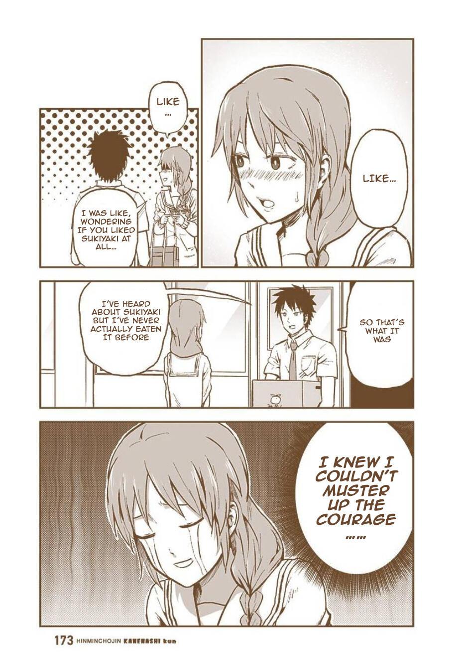 Hinmin Choujin Kanenashi-Kun Vol.2 Chapter 26.9: Extra Chapter page 4 - Mangakakalots.com