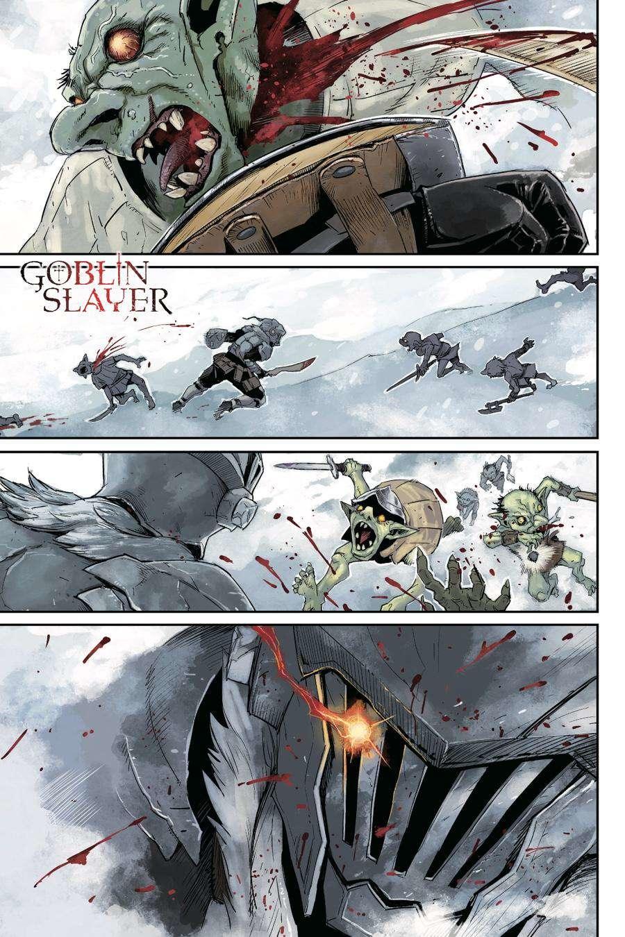 Goblin Slayer Chapter 53 page 2 - Mangakakalot