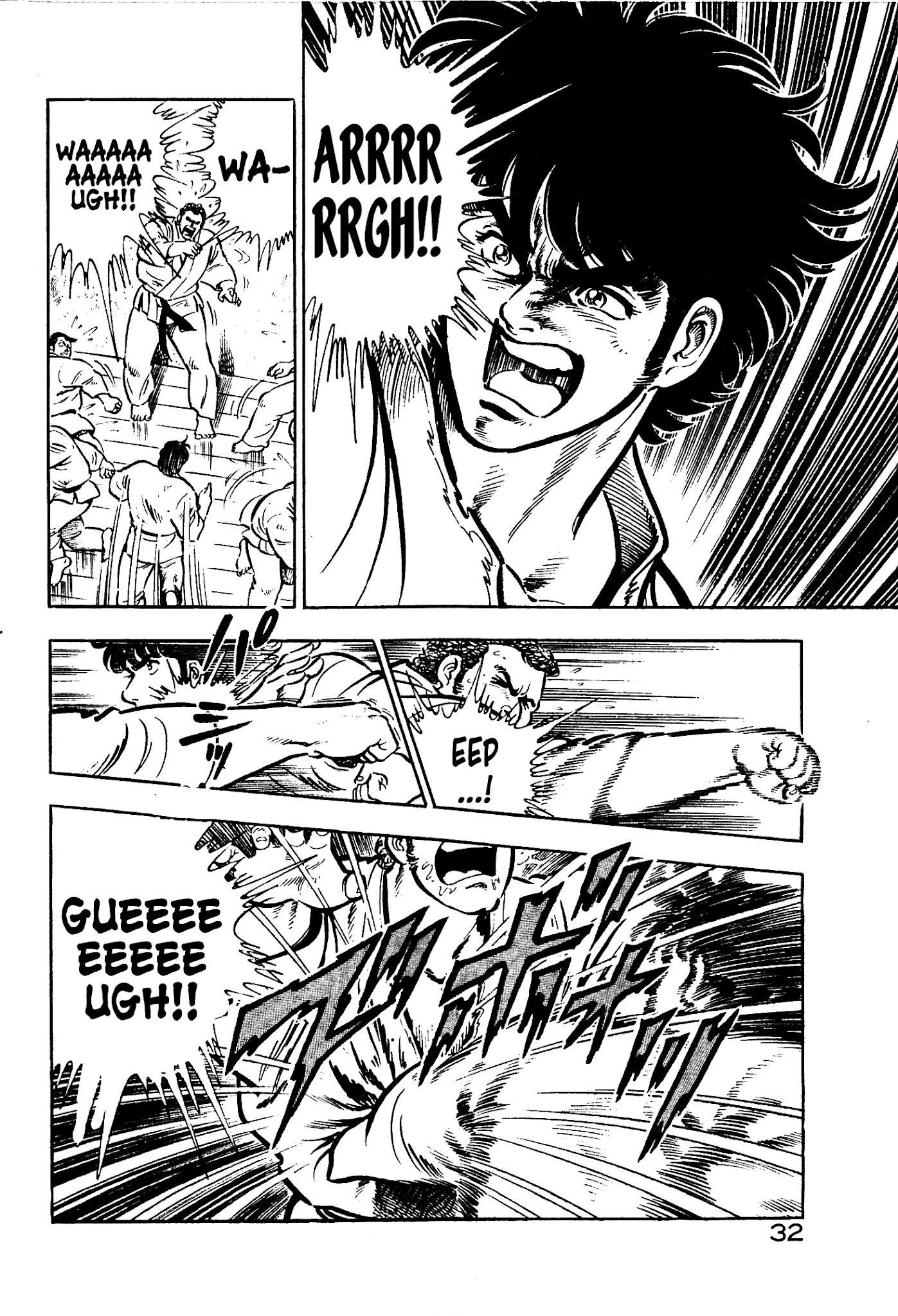 Karate Apocalypse Chapter 7: The Hand Of Evil page 31 - Mangakakalots.com