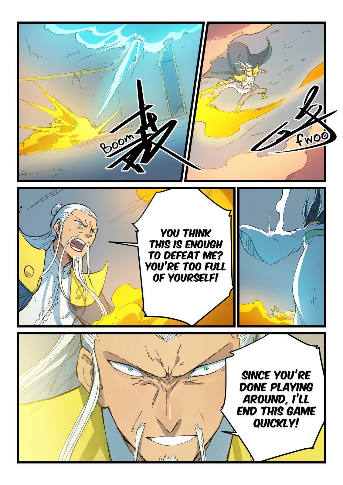 Star Martial God Technique Chapter 406 page 2 - Mangakakalots.com