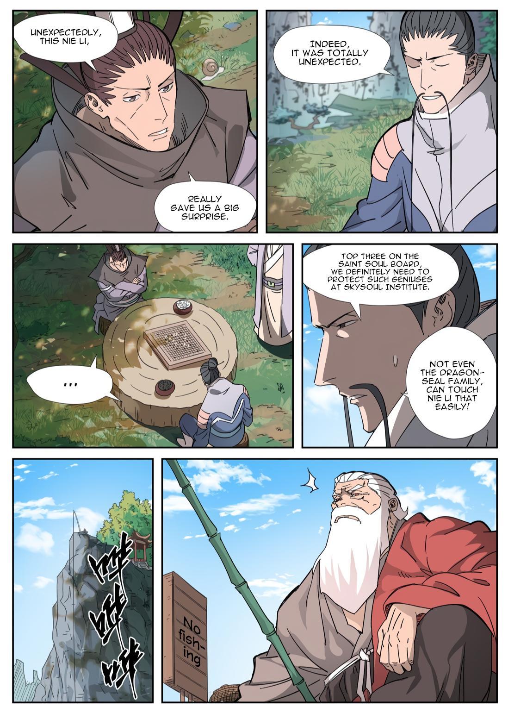 Tales Of Demons And Gods Chapter 316.1 page 6 - Mangakakalots.com