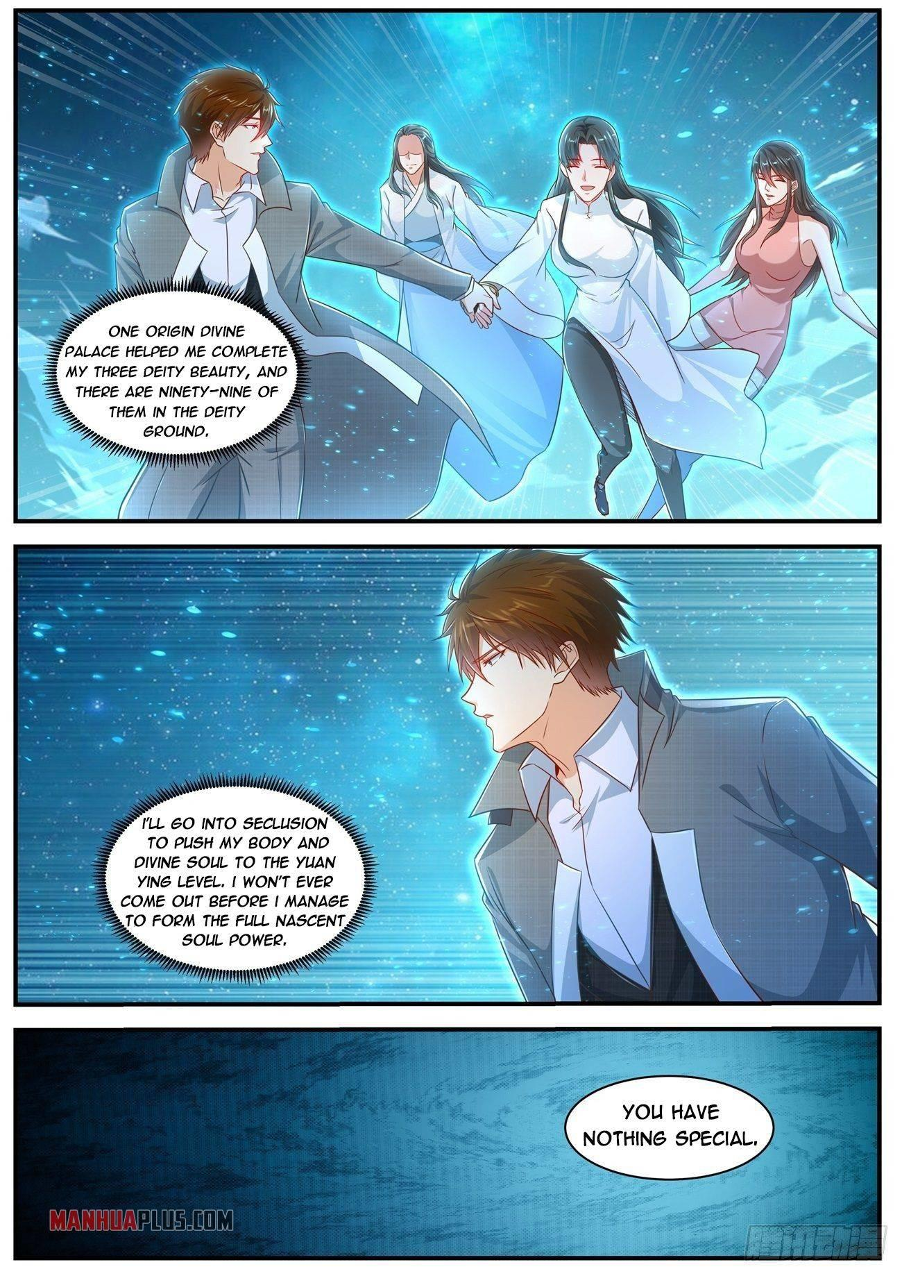 Rebirth Of The Urban Immortal Cultivator Chapter 618 page 8 - Mangakakalots.com