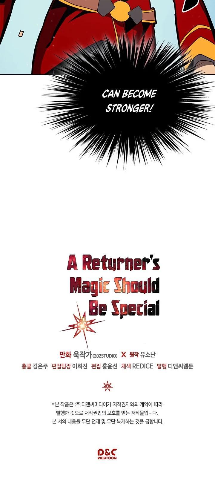 A Returner's Magic Should Be Special Chapter 118 page 34 - Mangakakalots.com