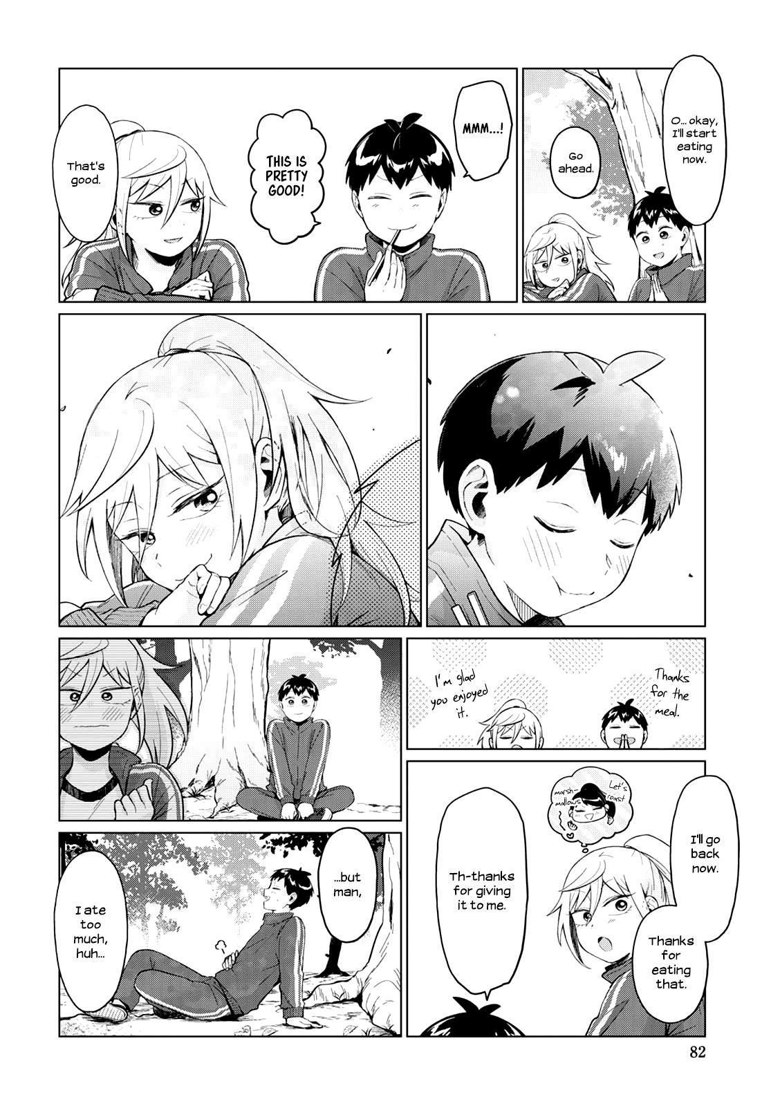 Tonari No Furi-San Ga Tonikaku Kowai Chapter 23 page 10 - Mangakakalots.com