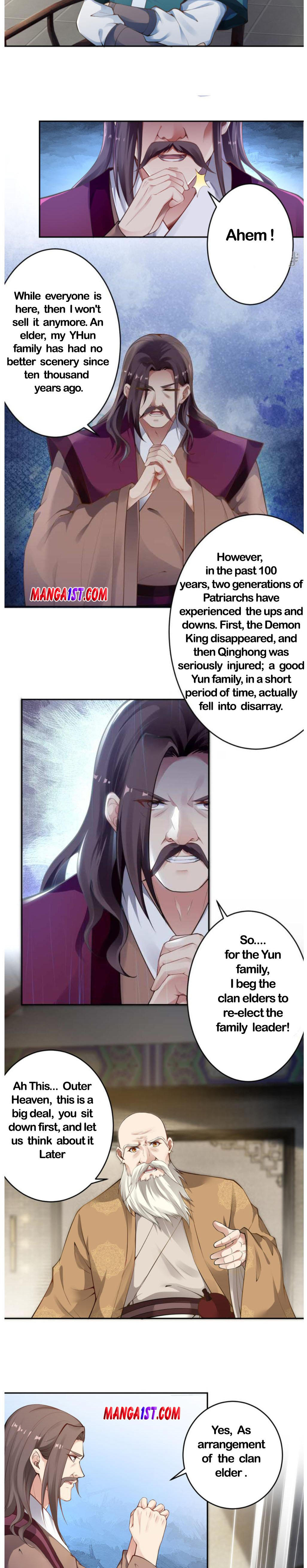 Against The Gods Chapter 339 page 5 - Mangakakalots.com