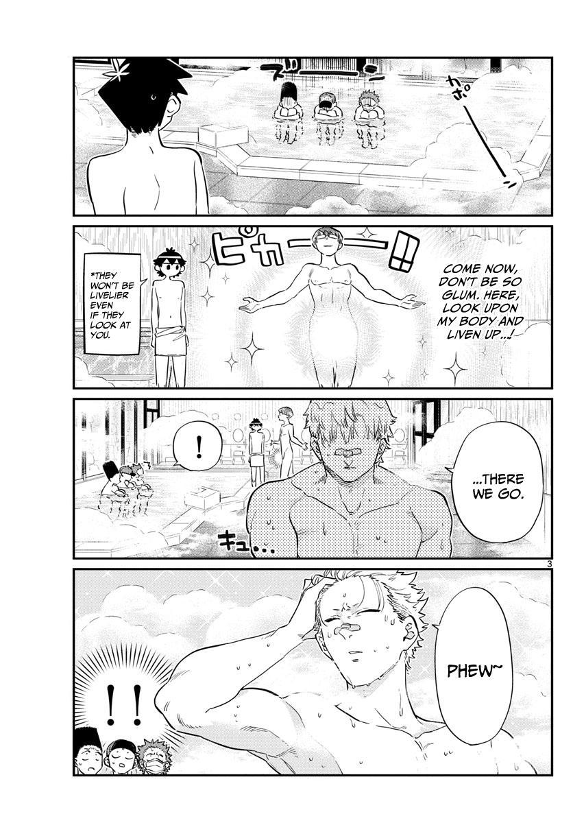 Komi-San Wa Komyushou Desu Vol.8 Chapter 110: Universe page 3 - Mangakakalot