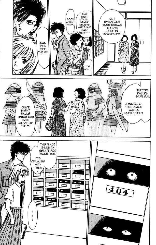 Shi To Kanojo To Boku Vol.1 Chapter 3 : I Can See...death page 15 - Mangakakalots.com