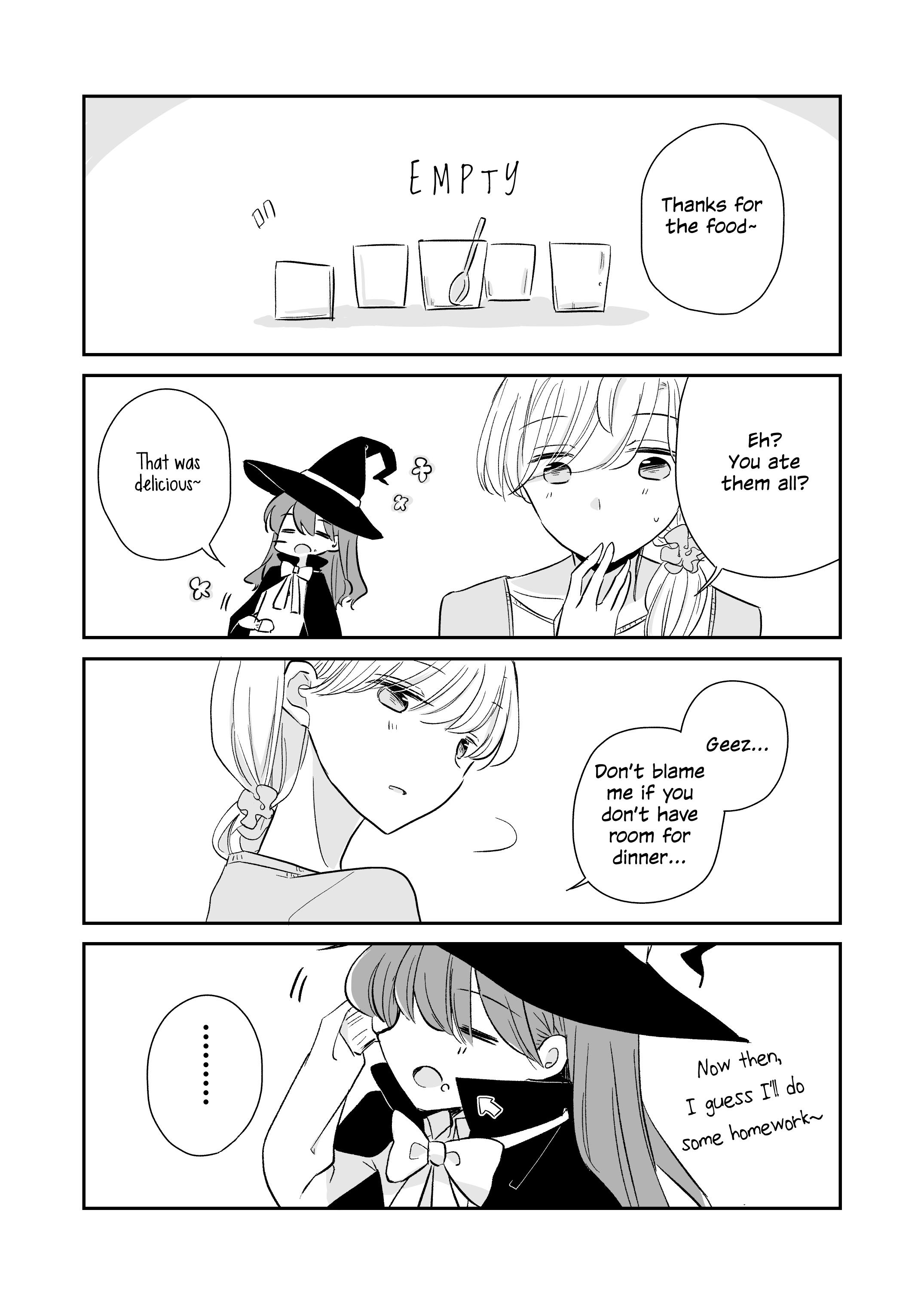 1 X ½ Vol.9 Chapter 16.5: Halloween @ The Morii House page 4 - Mangakakalots.com