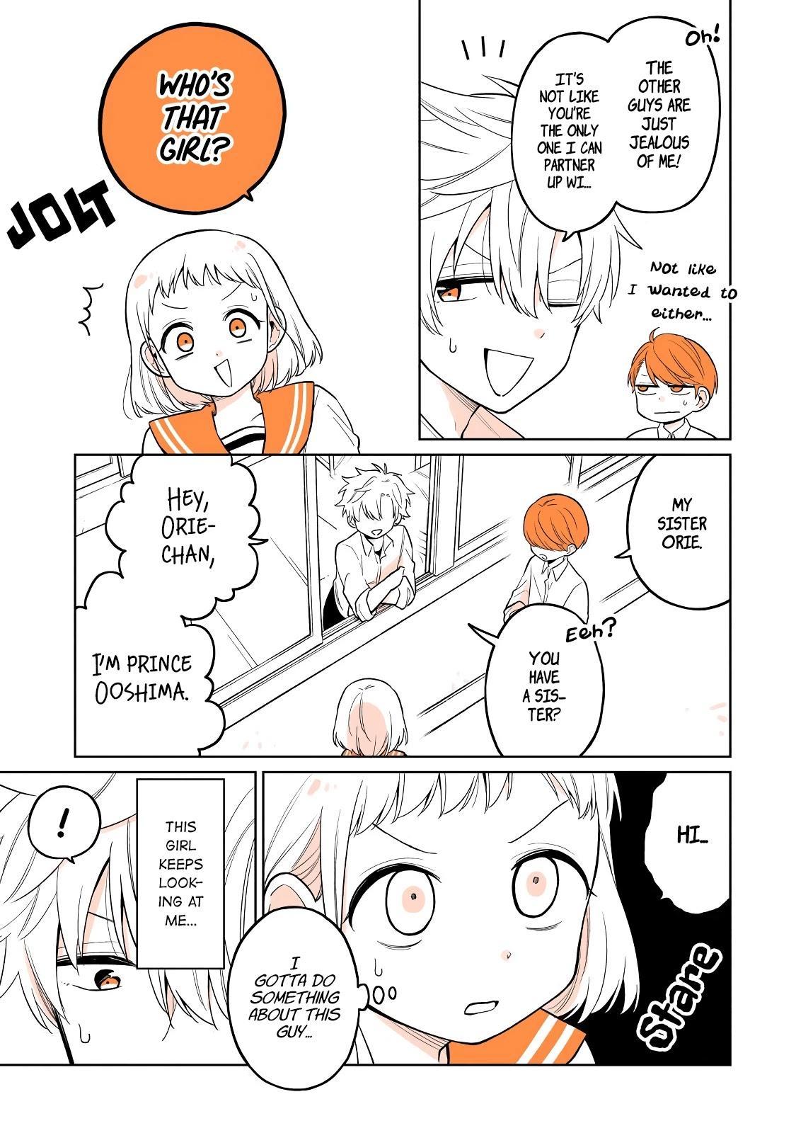A Lazy Guy Woke Up As A Girl One Morning Chapter 17 page 7 - Mangakakalots.com