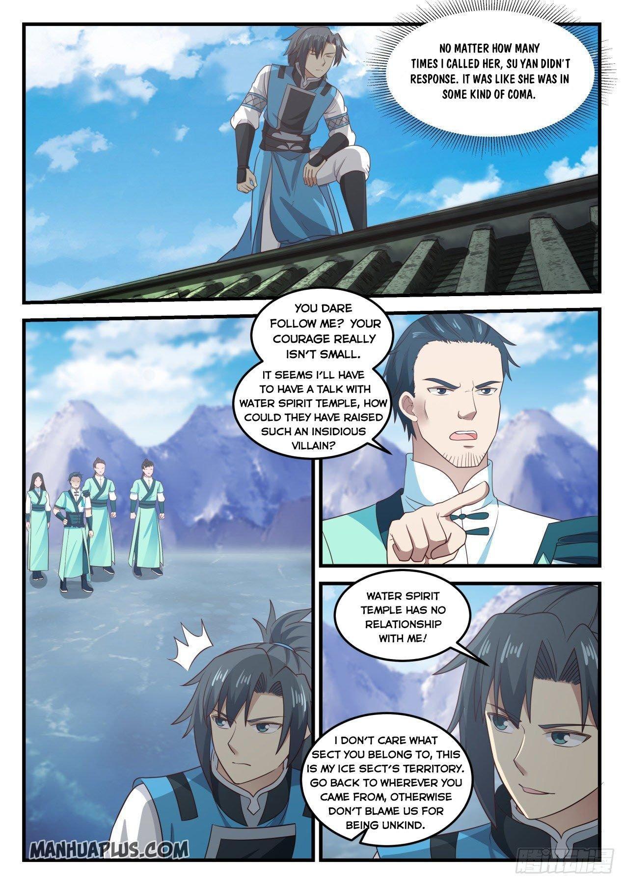 Martial Peak Chapter 693 page 4 - Mangakakalots.com