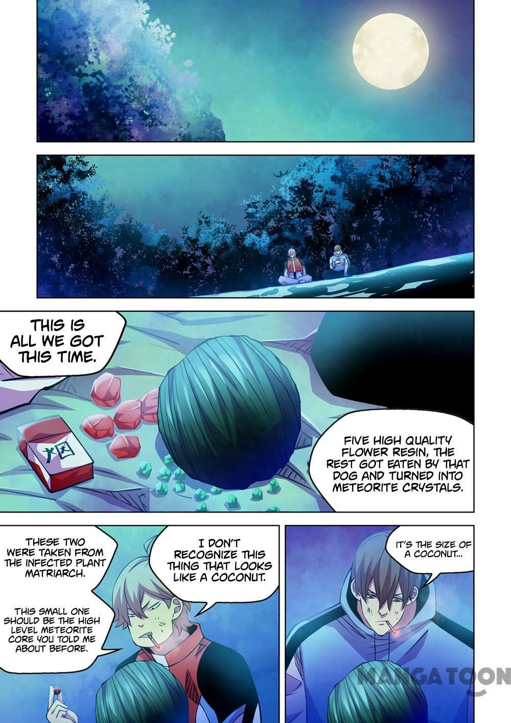Moshi Fanren Chapter 245 page 8 - Mangakakalots.com